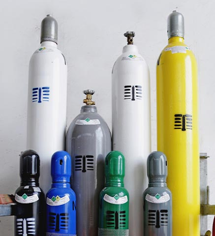 Technical gases cng methane pumps KryoGas